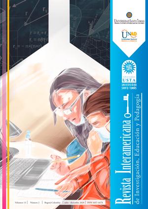 Revistas Interamericana de Investigación, Educación y Pedagogía