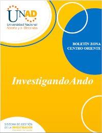 Boletín Zona Centro Oriente