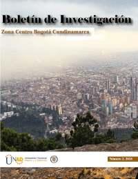 Boletín Zona Centro Bogotá