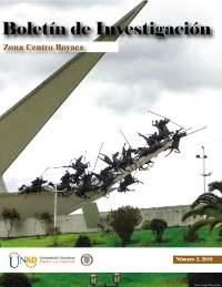 Boletín Zonal Centro Boyacá