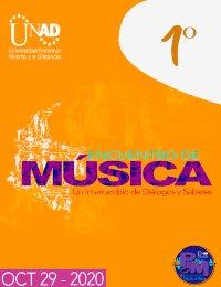1° Encuentro de Música : Un intercambio de diálogos y saberes