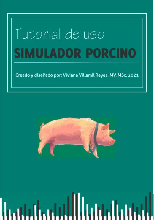 Simulador porcino